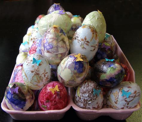 decoupage eggs decoupage easter eggs by artbybluedaisy on deviantart