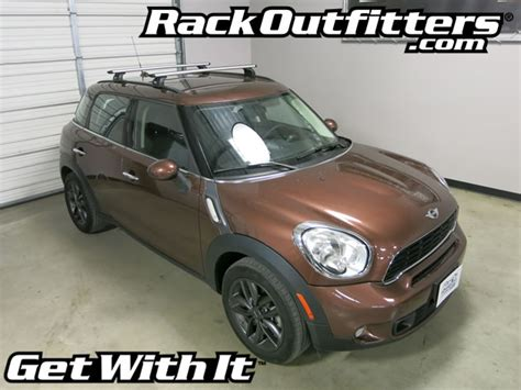 rack outfitters mini countryman thule rapid podium silver