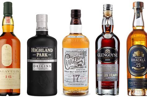 best scottish the best scotch whiskies in the world gq