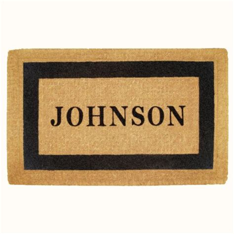 Personalized Doormats Company by The Personalized Doormats Company