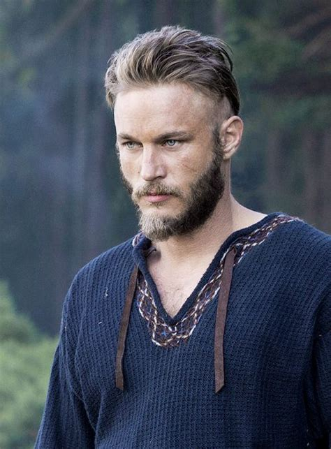 what is going on with travis fimmels hair in vikings 8 best vikings hair style images on pinterest vikings