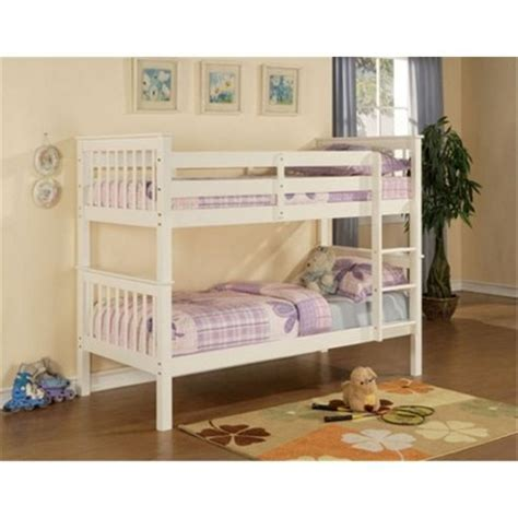 Bunk Beds Tesco Buy White Pine Bunk Bed From Our Bunk Beds Range Tesco