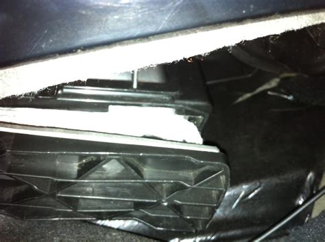 Where Is Cabin Filter Located by Audi A3 Cabin Filter Pollen Filter Location Audiforums