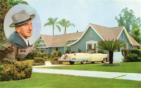 stars houses residence of jimmy durante beverly hills california homes of the rich and famous pinterest