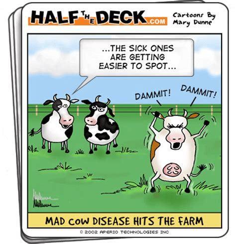 Mad Cow Disease Meme - cows may soon be in the unemployement line a moooooving