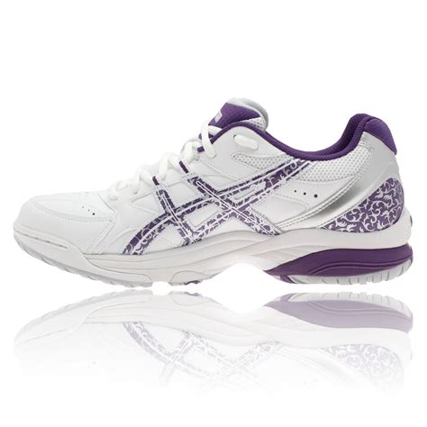academy sports womens shoes asics womens gel academy 5 white ahar netball indoor