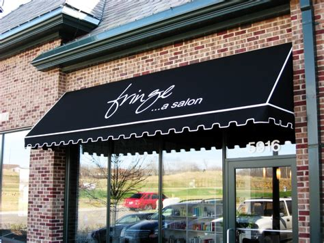 storefront awnings commercial awnings kansas city tent awning get an