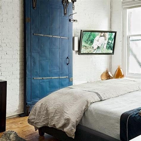 bedroom take a tour around a new york loft apartment