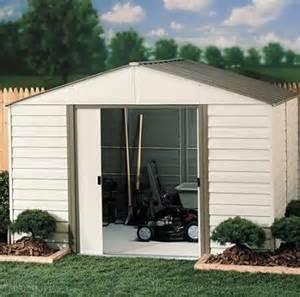 Vinyl Outdoor Storage Sheds Prefabricated Outdoor Vinyl Storage Buildings A Survey Of