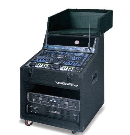 Karaoke Rack System by Vocopro Professional Vocal Systems