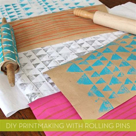 How To Make Your Own Rolling Paper - how to make your own diy printed wrapping paper with