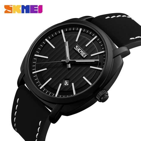 Review Jam Tangan skmei jam tangan analog pria 9169 black