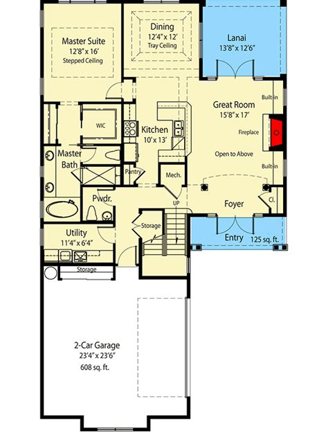 smart house plans 2 story energy smart home plan 33058zr architectural