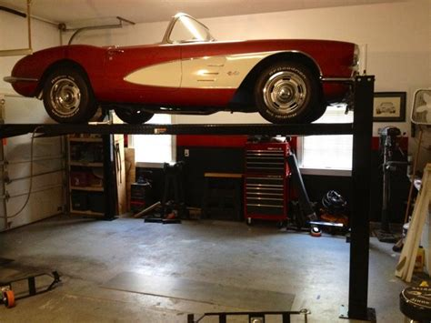 ceiling height for car lift car lift and ceiling height corvetteforum chevrolet corvette forum discussion