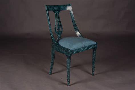 marmorierter stuhl hochwertiges ess zimmer tisch und 6 st 252 hle mit messing ebay