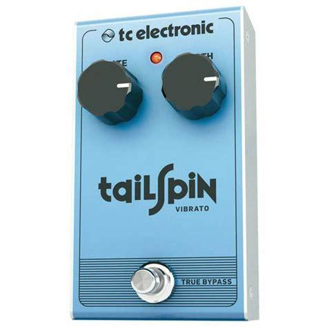 Tc Electronic Tailspin Vibrato tc electronic tc electronic tailspin vibrato pedal vinyl