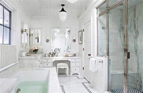 Nantucket Style Bathrooms by Nantucket In The Palisades Traditional Bathroom Los