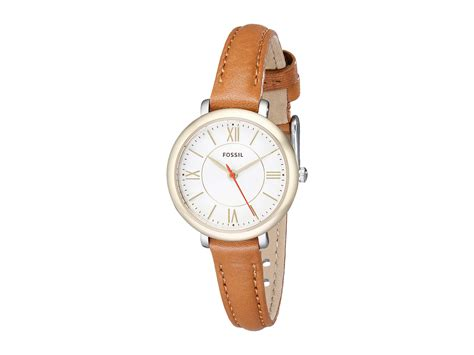 Fossil Es3844 Jacqueline fossil jacqueline small leather es3801 brown zappos