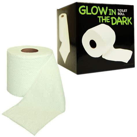 How To Make Glow In The Toilet Paper - stupid glow in the toilet paper