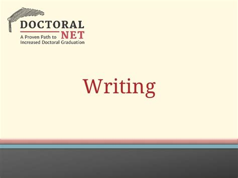 writing a doctoral dissertation how to write doctoral dissertation or thesis problem