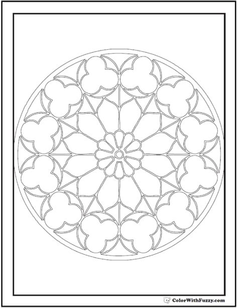 printable kaleidoscope coloring pages for adults 42 adult coloring pages customize printable pdfs