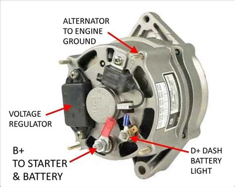 tripac alternator wiring 24 wiring diagram images