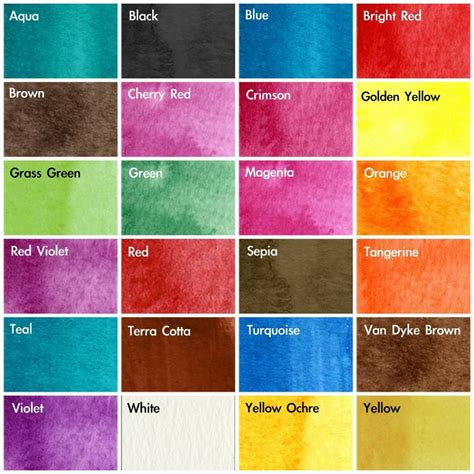 color chart turquoise images