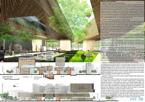 design concept board architecture open ideas rahsite international design competition
