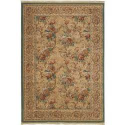 Sams Area Rugs Mohawk 174 Home Hyde Park Rug 96 Quot X 132 Quot Gold Sam S Club