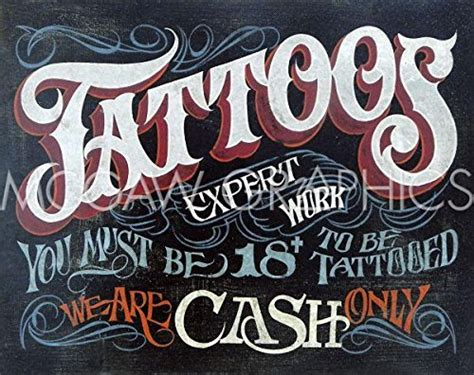 tattoo posters posters
