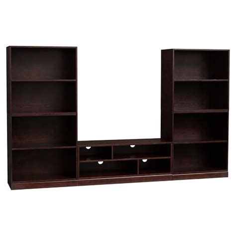 stack me up media bookcase superset pbteen