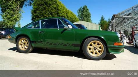 porsche 911 irish green porsche 911 in irish green on minilites