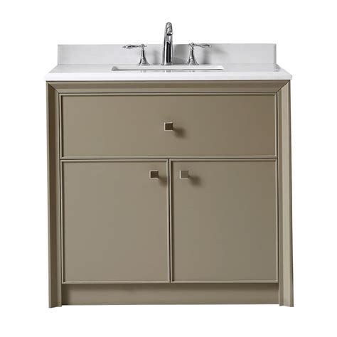 Martha Stewart Bathroom Vanity by Martha Stewart Living Parrish 36 In W X 22 In D Vanity