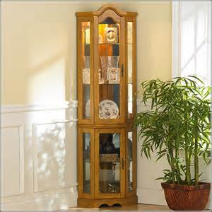 Your home improvements refference glass curio cabinets with lights
