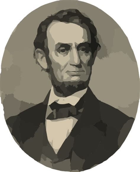 background of abraham lincoln abraham lincoln without beige background clip at clker