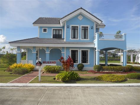 murano model house of crest iloilo by camella