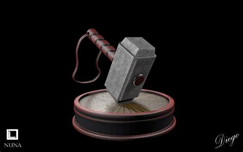 diego cadena thor hammer