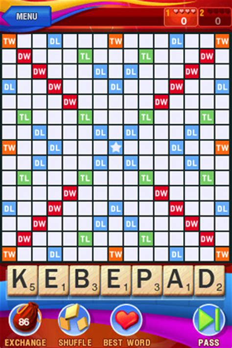 electronic arts scrabble electronic arts scrabble iphone review the gadgeteer