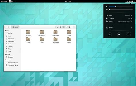 gnome hidpi themes gnome 3 12 released see what s new video screenshots