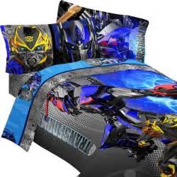 Transformer Bed Set Transformers Bedding Set Optimus Prime Machines Contemporary Bedding