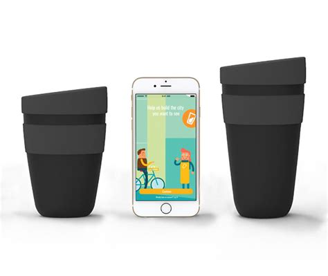 Lockup Cup Stops From Your Coffee 2 by Winners Revealed For Design Competition To Stop Plastic
