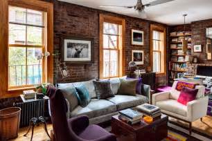 Cool chic style attitude interiors rustic apartment new york old nyc