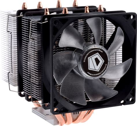 Id Cooling Is 65 Cpu Cooler id cooling intros se 904 cpu cooler techpowerup