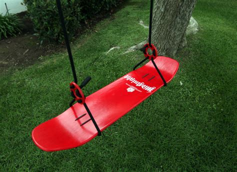 how to make a skateboard swing bradley s blog skateboard swing diy project w pics