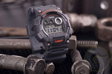 Original Casio W735h 8a2vdf Jam Tangan Pria jual jam tangan digital pria casio original garansi resmi