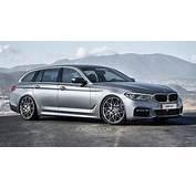 2017 BMW 5 Series รุ่นใหม่เปิดตัวแล้วพร้อมโฉมแต่งจาก 2