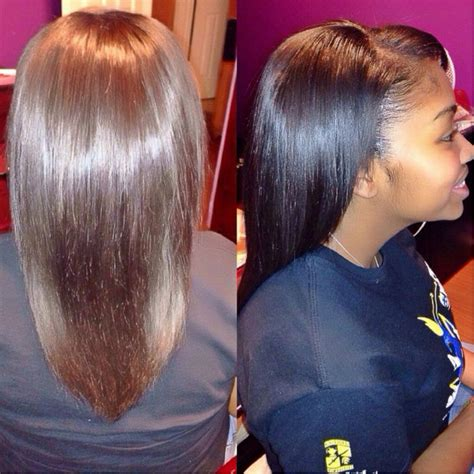 partial weave hairstyles best 25 partial sew in ideas on pinterest short hair
