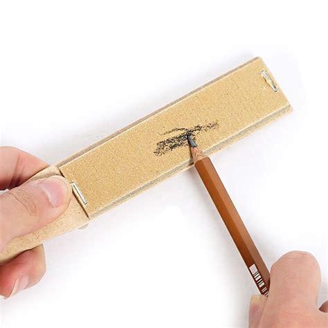 Art Painting Sandpaper Block For Pencil Sharpening Sketch