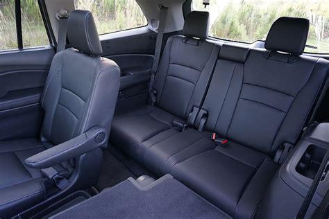 honda pilot captains seat hybrid suvs with captains chairs html autos post