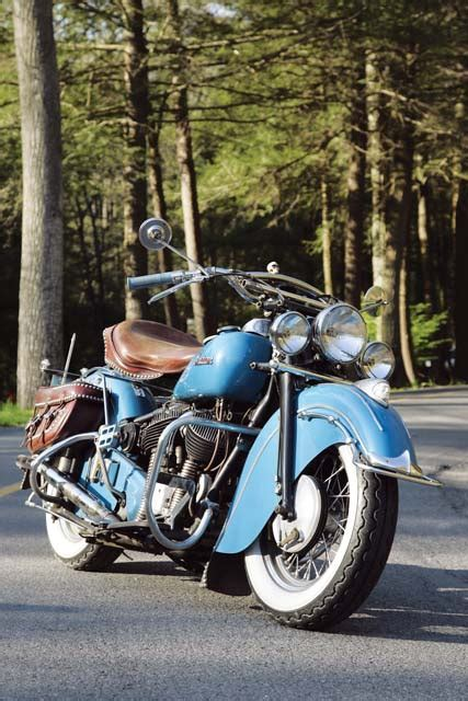 Scout Buddy Motorrad by 1947 Indian Chief Roadmaster Classic American